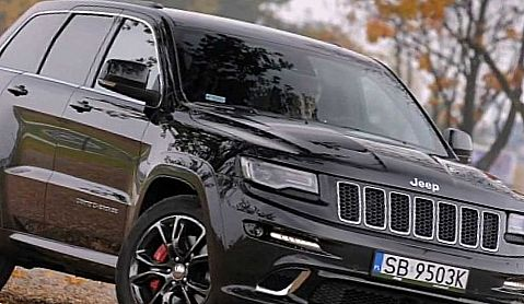 Jeep Grand Cherokee SRT - от $65 590